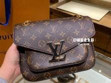 Louis Vuitton|M45592 邮差包PASSY 真香现场