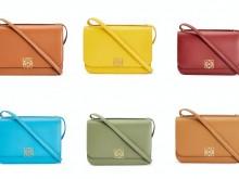 Loewe「小方包」正夯!泫雅、昆凌、郑秀文全圈粉,柠檬黄、酪梨绿预告本季IT Bag!