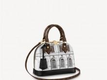 LV x Fornasetti M59265 ALMA BB 手袋