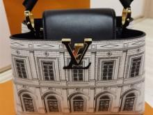 LV&Fornasetti M59119 联名款 capucines