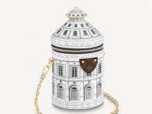 LV x Fornasetti M59143 CANNES 手袋