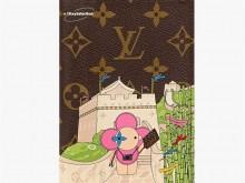 LV21圣诞动画系列老花护照夹M80886-中国