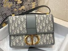 新包开箱|Dior蒙田梦幻灰 拿来吧你!