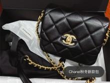 Chanel秋冬新款这个方胖子是真的可爱!