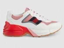 Gucci 645771 2H060 9149 Rhyton系列 运动鞋