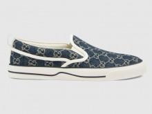Gucci 643489 2KQ20 4465 GG Denim系列 Tennis 1977系列 便鞋