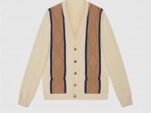 Gucci 655105 XKBWE 9275 GG镂空棉质开衫