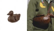 Louis Vuitton x Nigo 鸭子手袋,网上流传售价落在... ?