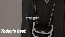 Chanel秋冬 AS2597 21K黑白氛围感穿搭分享