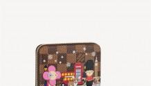 LV N60492 2021圣诞款 ZIPPY 零钱包