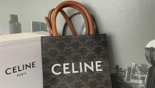 英国购物分享 |老花mini tote 成为Celine女孩的快乐