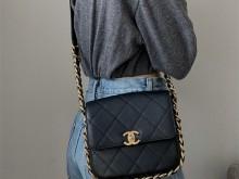Chanel AS2831 2021秋冬 季节款Flap Bag|不撞包